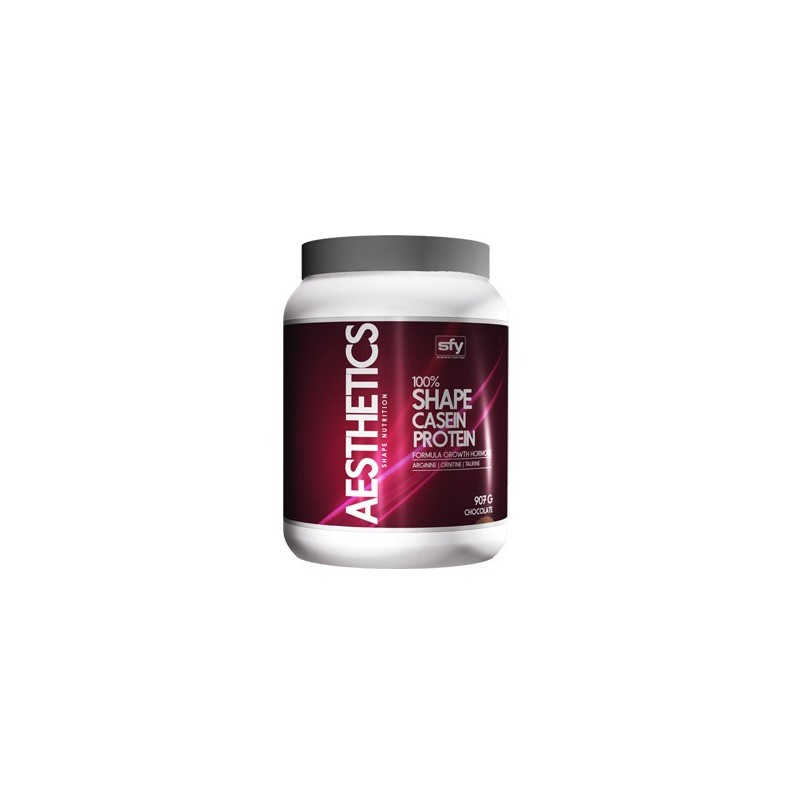 AESTHETICS 100% shape casein protein
