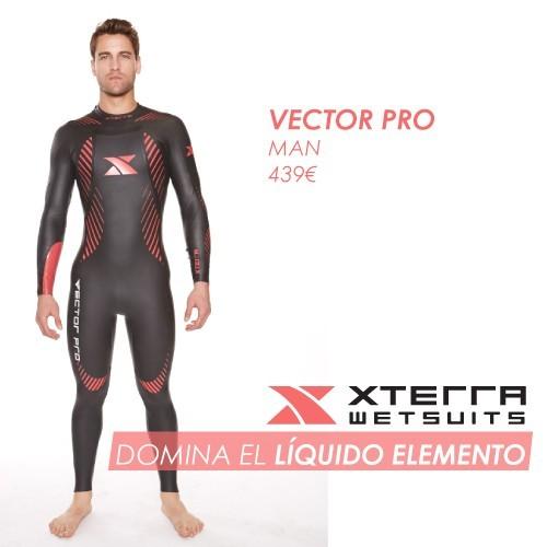 Neopreno Xterra Vector Pro  Hombre