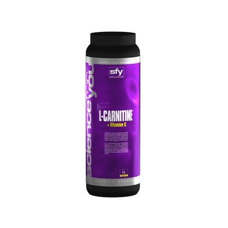 L-CARNITINE+VITAMINA C 1L