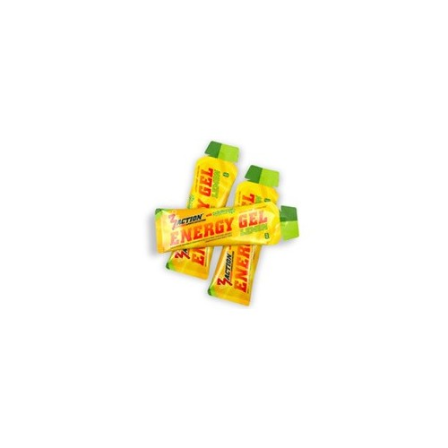 3Action Energy Gel LEMON 25ml