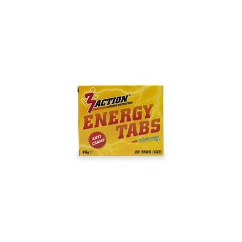 3Action Energy tabs (Pastillas energéticas)