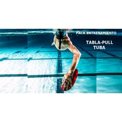 Pack Entrenamiento Tabla pull+Tuba
