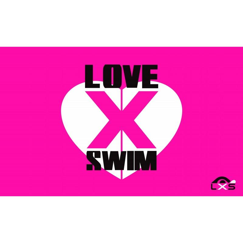 Toalla Lovexswim Pink