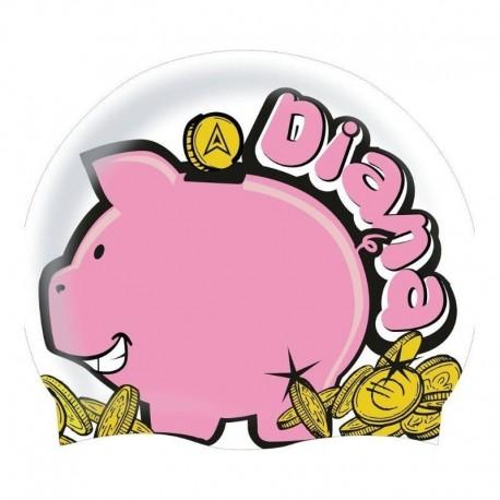 Gorro Diana Piggy