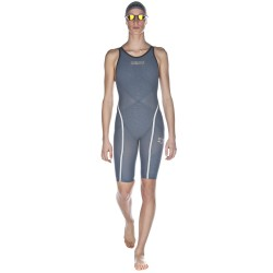 Powerskin Carbon-Ultra Full Body Short Leg Open Back Arena
