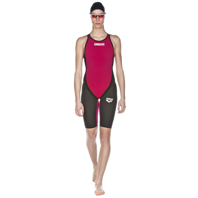 Powerskin Carbon Flex Full Body Short Leg Open Suit Arena