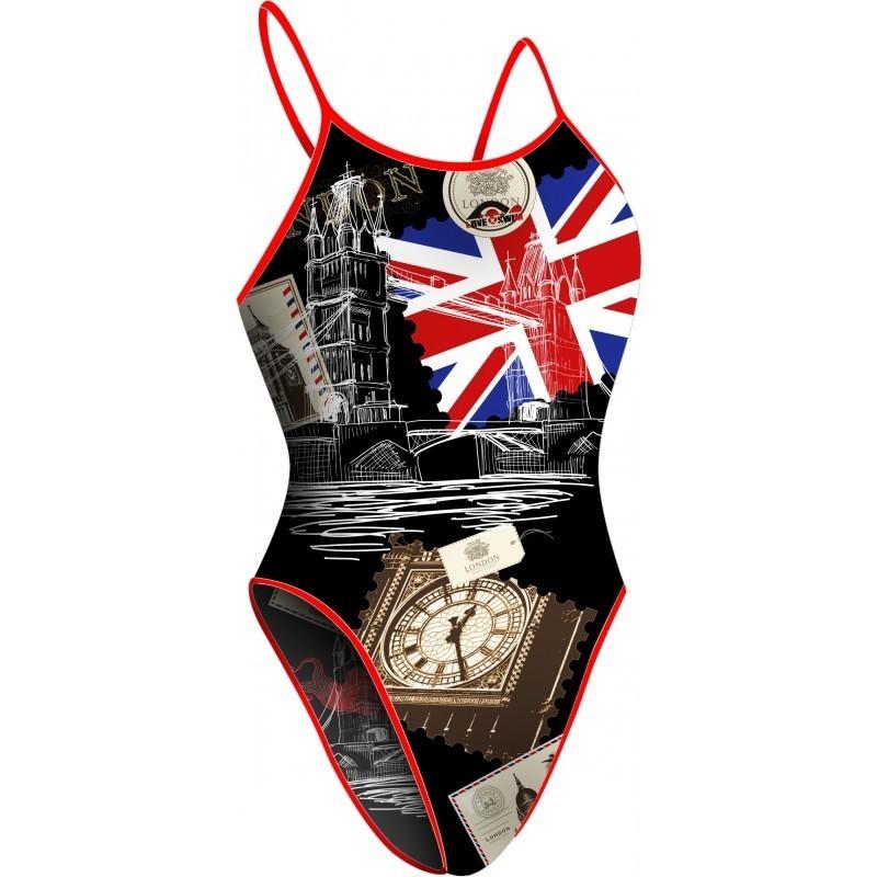 Bañador Chica TF London
