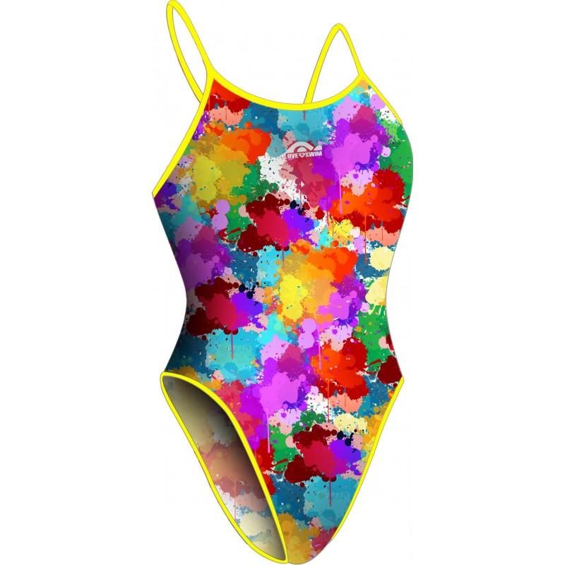 Bañador Chica TF Splash