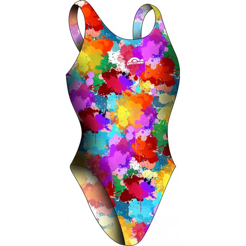 Bañador Chica TA Splash
