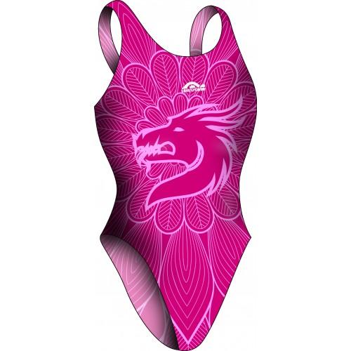 Bañador Chica TA Dragón Rosa