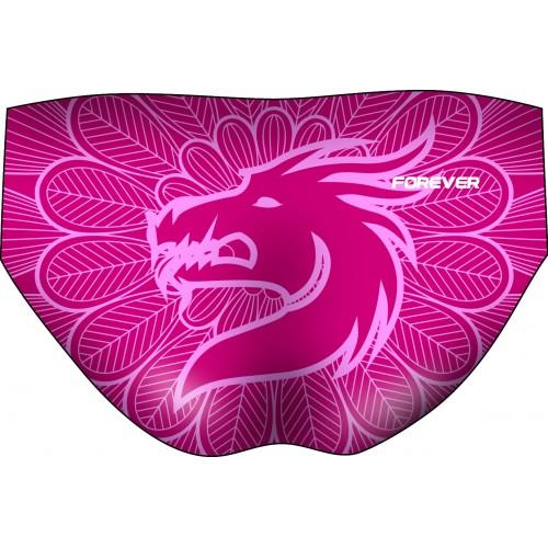 Bañador Chico WP Dragon Pink