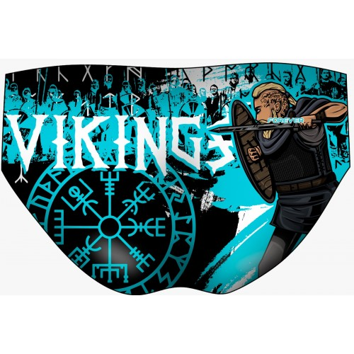 Bañador Chico WP Vikingos Blue