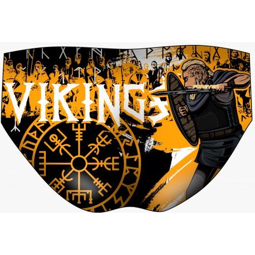 Bañador Chico WP Vikingos Orange