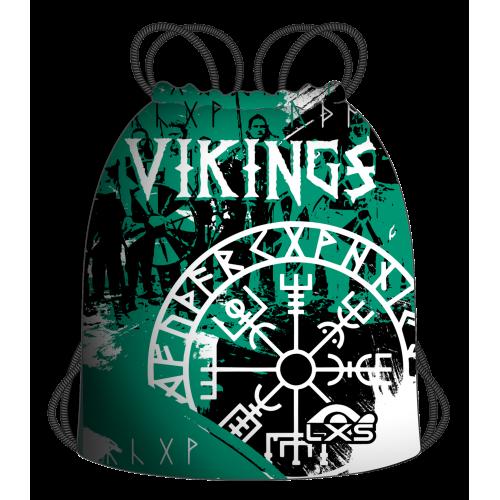Bolsa Vikings Green LXS