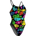 Bañador Chica TF Colorful Fish