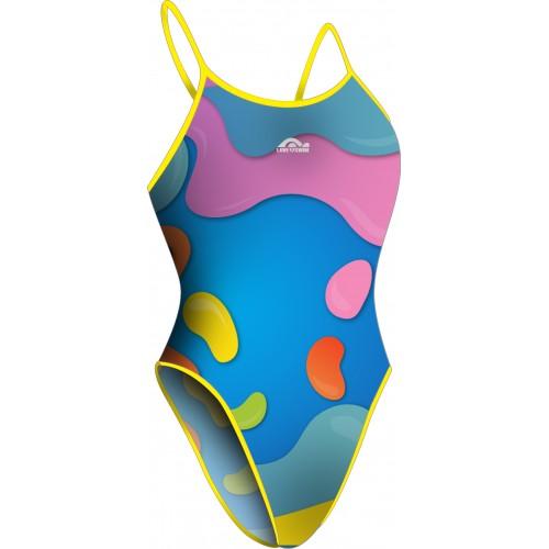 Bañador Chica TF20 Pompas