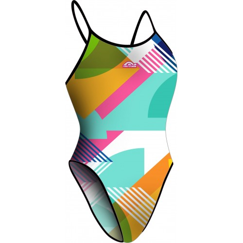 Bañador Chica TF20 Fasion Color
