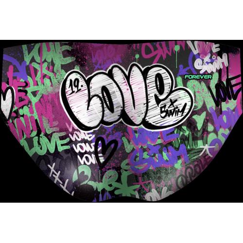 Bañador Chico WP20 Graffit love