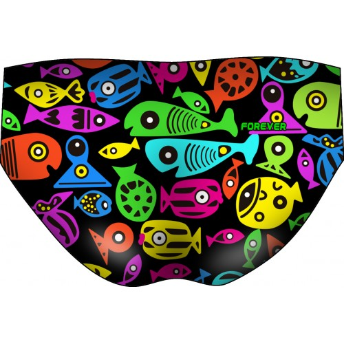 Bañador Chico WP20  Colorful Fish