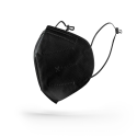 Mascarilla FFP2 (50 uds) Black Star Care  5 capas