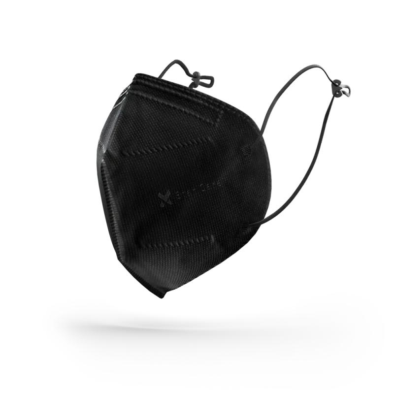 Mascarilla FFP2 Black Star Care (50 uds)