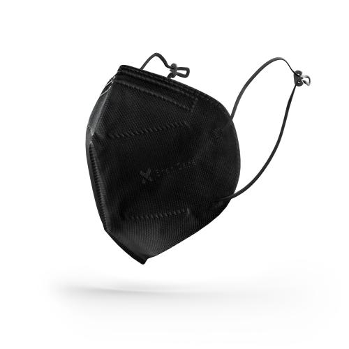 Mascarilla FFP2 ( 10 uds) Black Star Care  5 capas