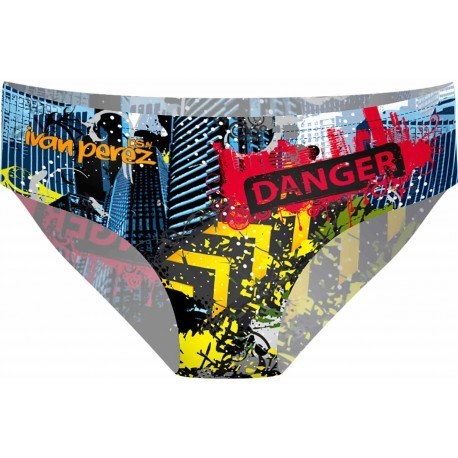 Bañador WP Danger