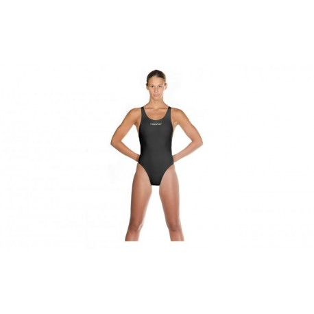 bañador Head LiquidPower Suit black silver
