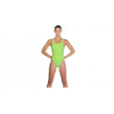 Bañador Head LiquidPower Suit Green  Fina