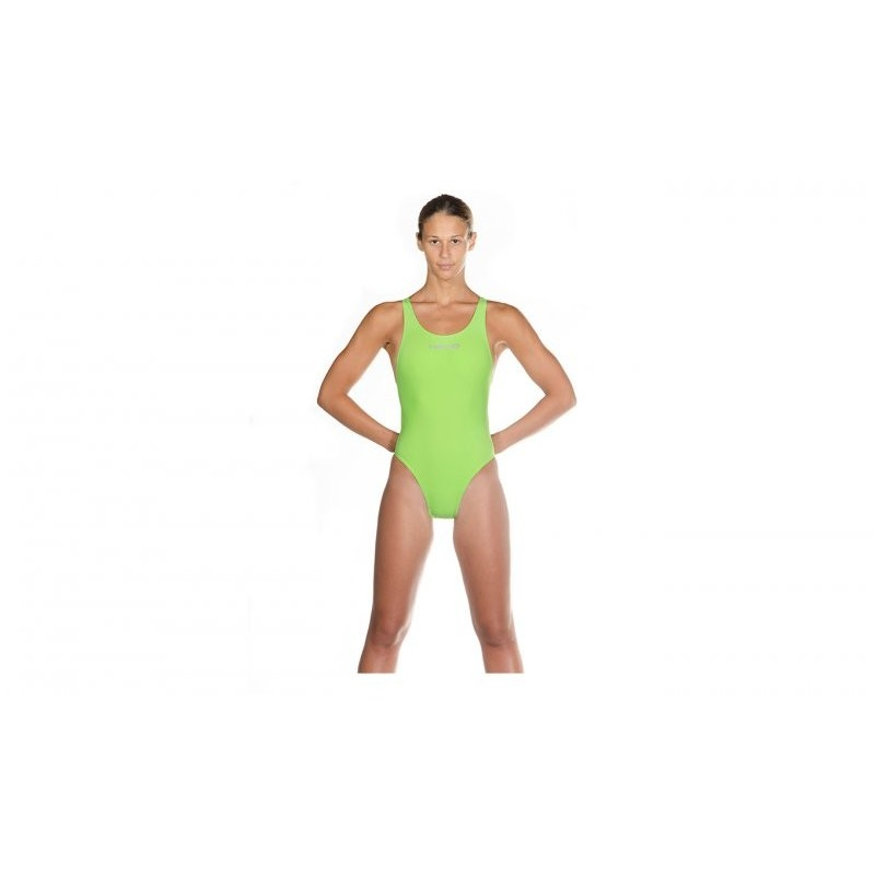 Bañador Head LiquidPower Suit Green  Fina
