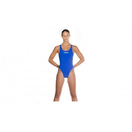 Bañador Head LiquidPower Suit  Light Blue FINA