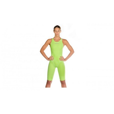 Mono Head LiquidPower Kneeskin Green FINA
