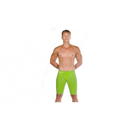Mallas Head LiquidPower Jammer Green  FINA