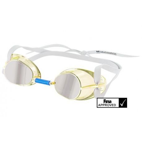 Gafas Suecas Jewel Amarillo Espejo