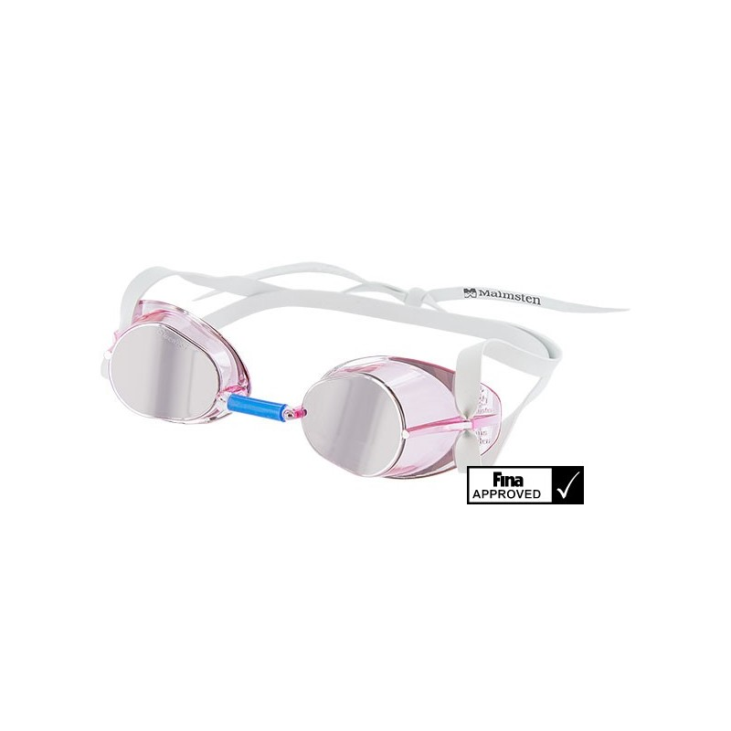 Gafas Suecas Jewel Rosa Espejo