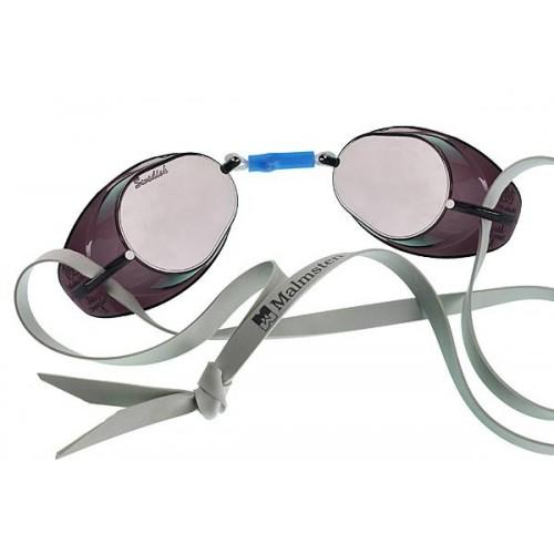 Gafas Suecas  malmsten Silver Metallic